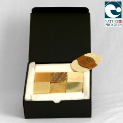 Coffret 6 Cubes - Grand Format