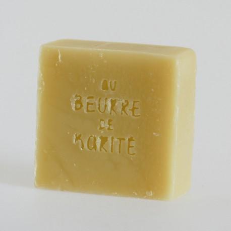 Savon au beurre de karité, bien hydratant